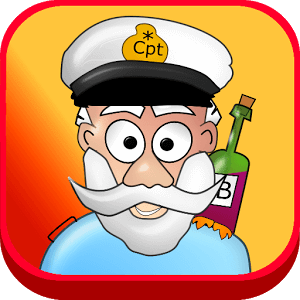 captain booze - best iphone android mobile game ever